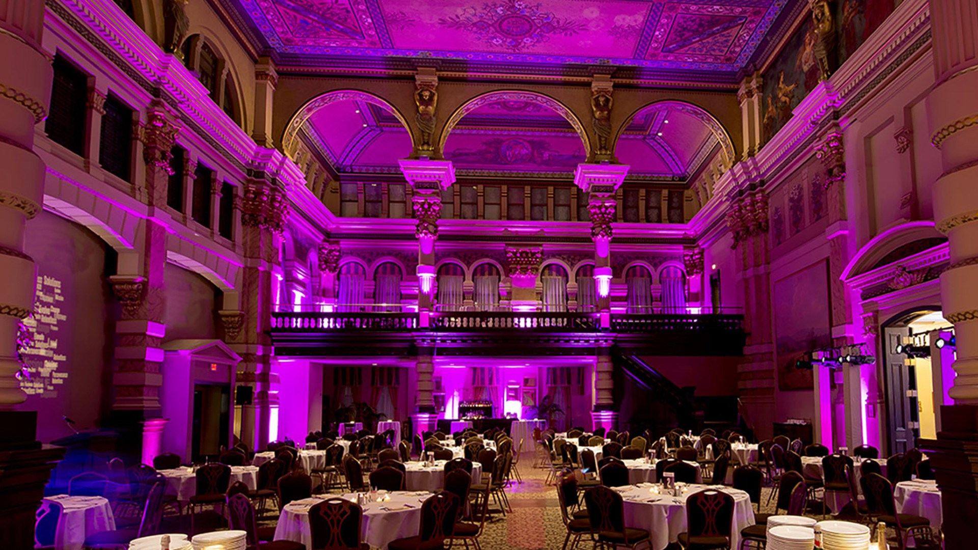 The Grain Exchange Main Ballroom