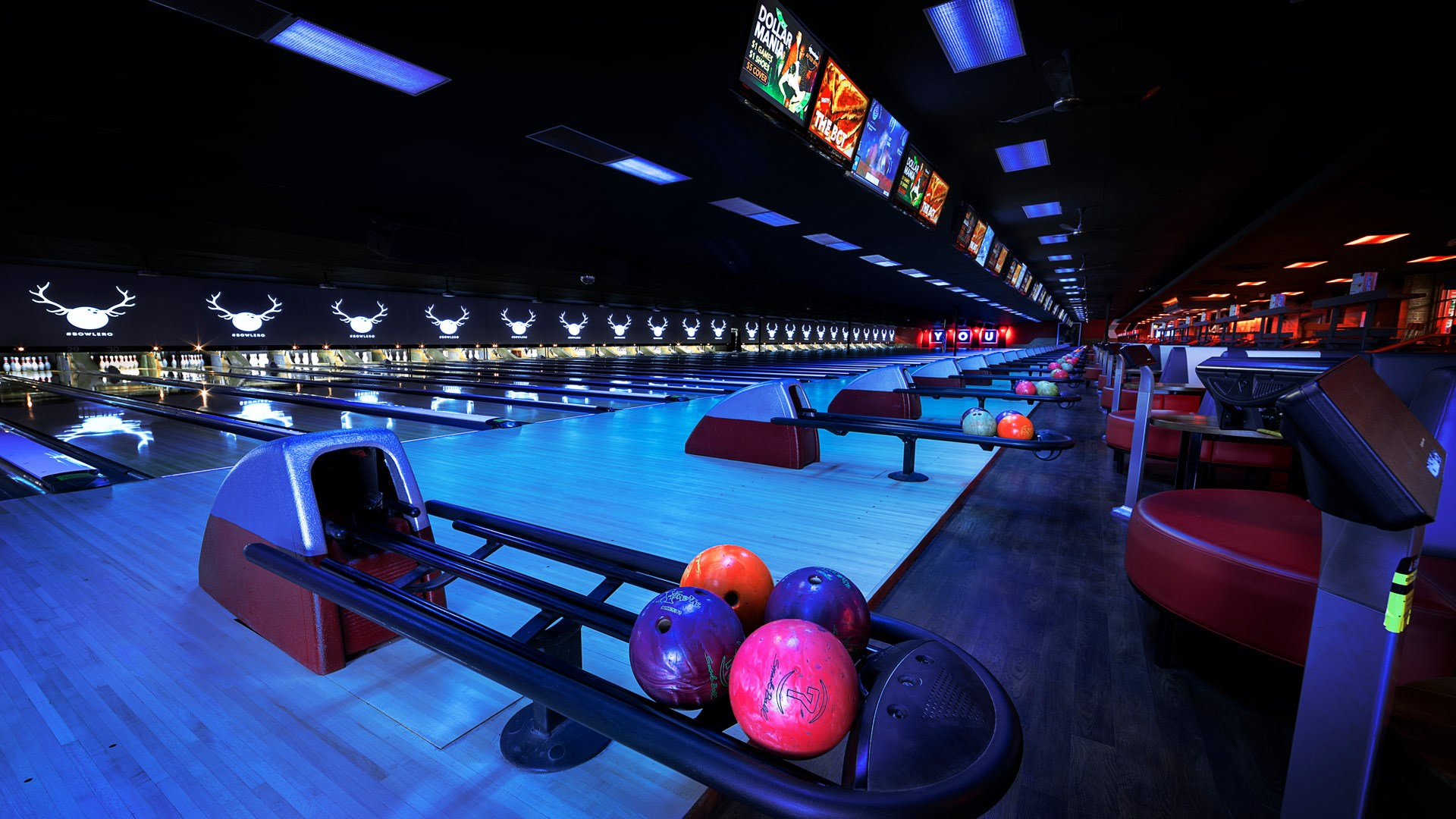 best bowling ball for dry lanes 2020 Visit Milwaukee   Bowlero   Wauwatosa