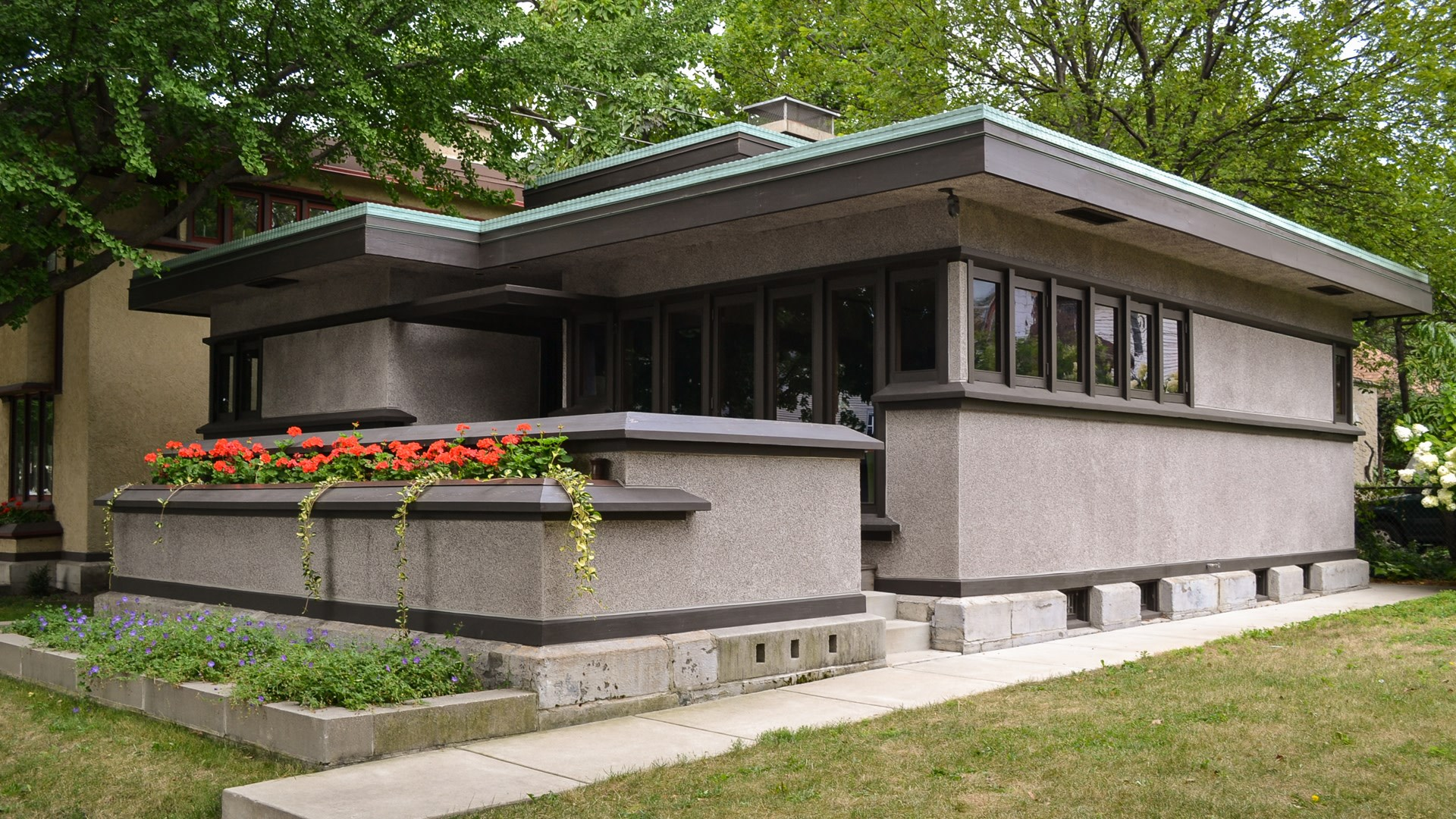 Frank Lloyd Wright's Burnham Block