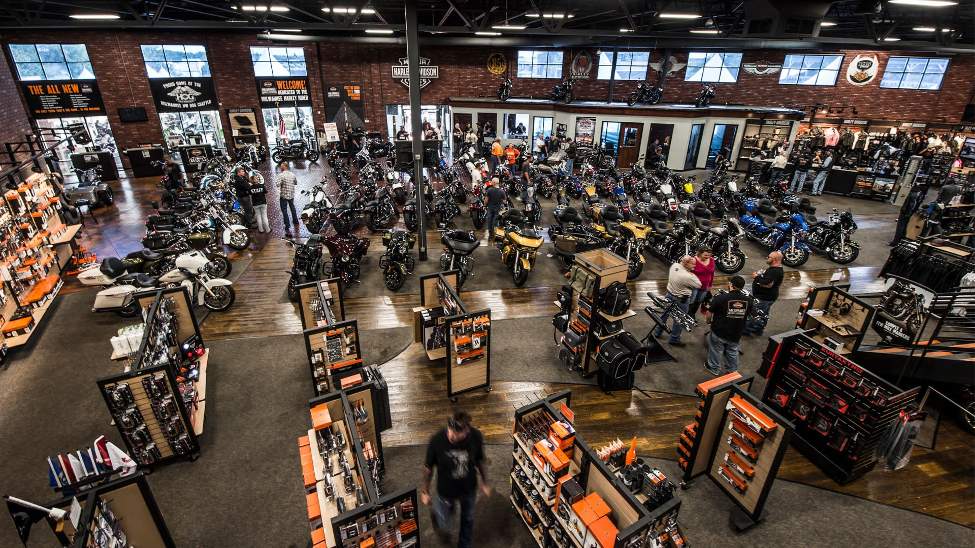 Harley Davidson Milwaukee >> Visit Milwaukee Milwaukee Harley Davidson