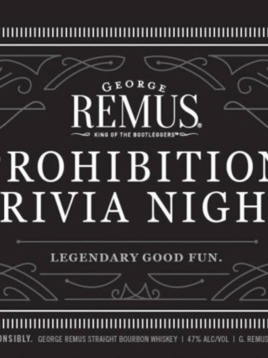 Prohibition Trivia Night at Bugsy's