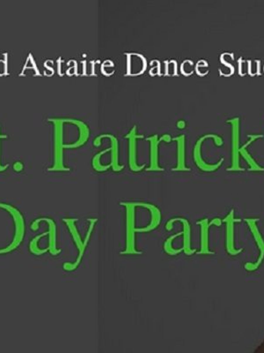 St. Patrick's Day Social Dance Party