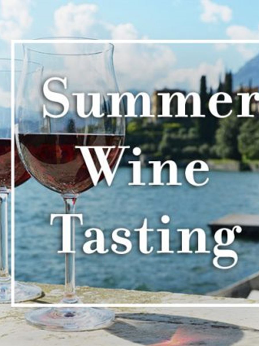Summer Wine Tasting: New Rosati and Summer Sippers