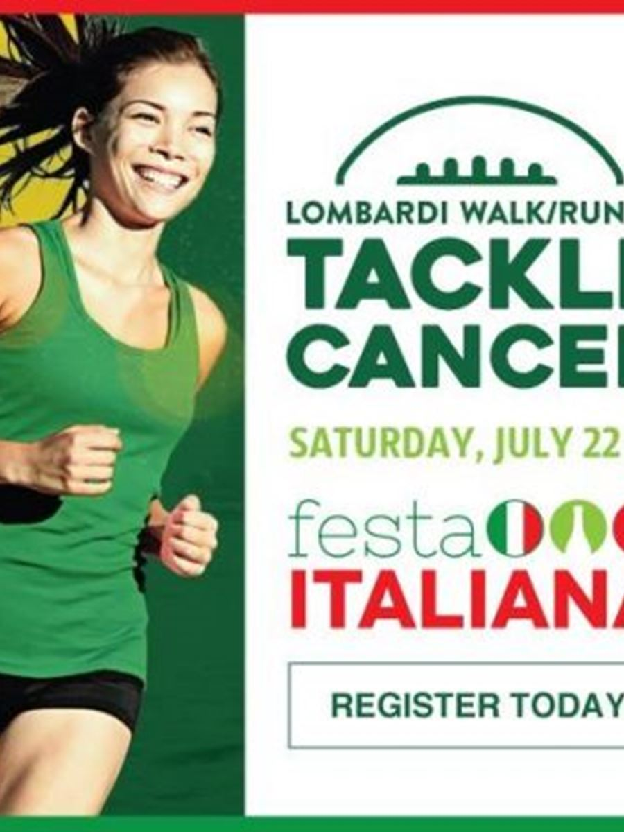 Vince Lombardi Walk/Run to Tackle Cancer in Milwaukee