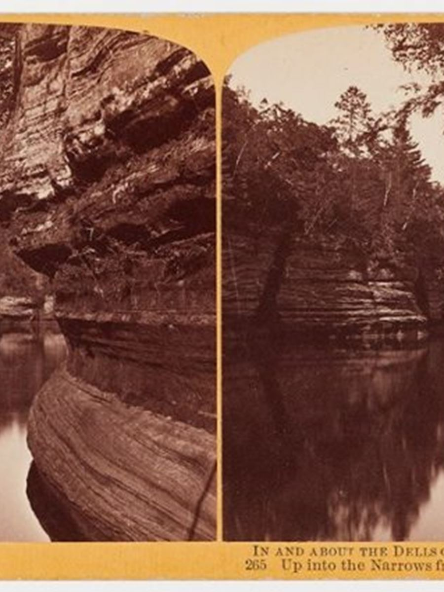 Gallery Talk: H. H. Bennett, Dells Photographer