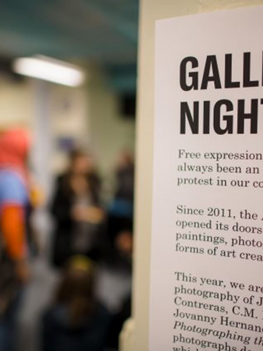 July Gallery Night and Day