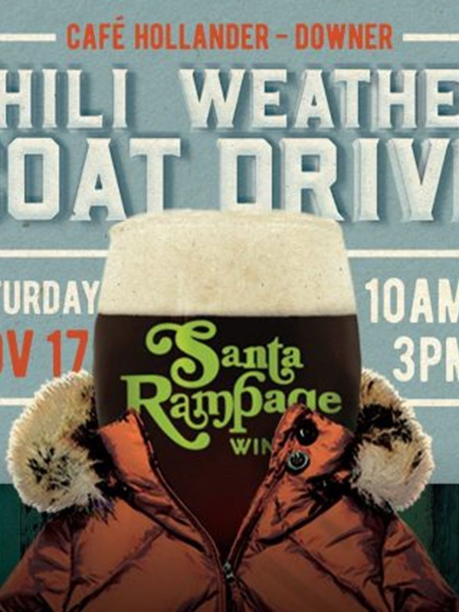 Chili Weather Coat Drive