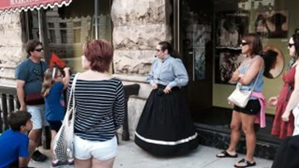 Gothic Milwaukee Haunted Historical Walking Tour