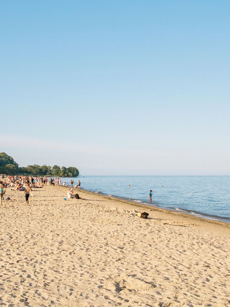 Lake Michigan's Beaches and Parks