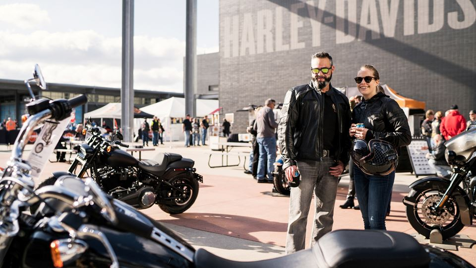 Harley-Davidson 115th Anniversary & Milwaukee Rally