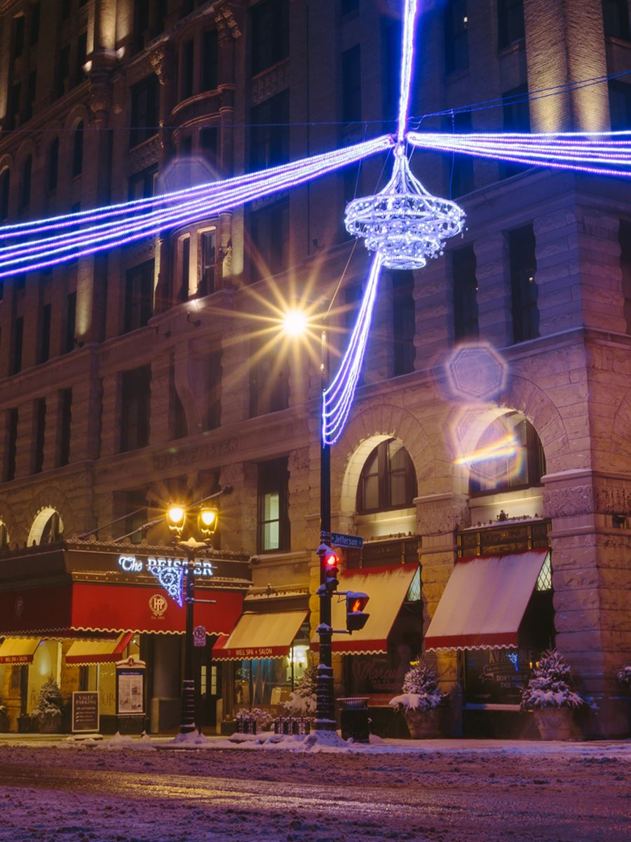 Milwaukee Holiday Lights Festival