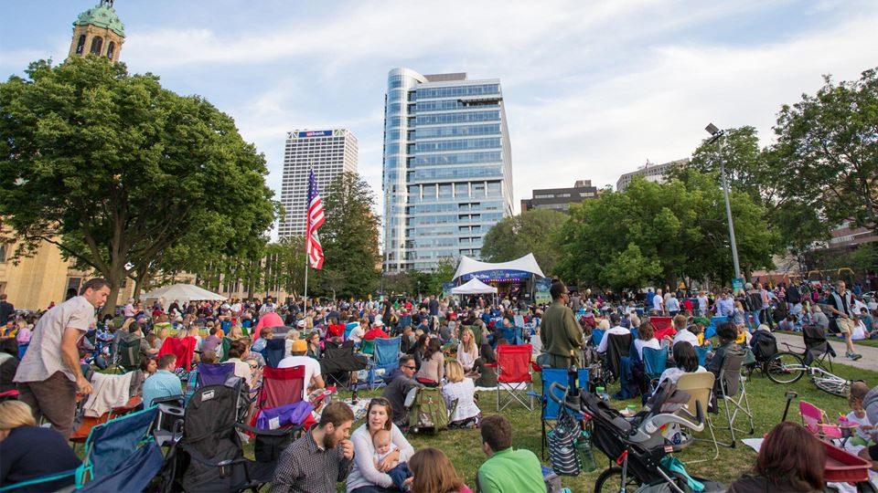 The Dos and Don'ts of Jazz in the Park