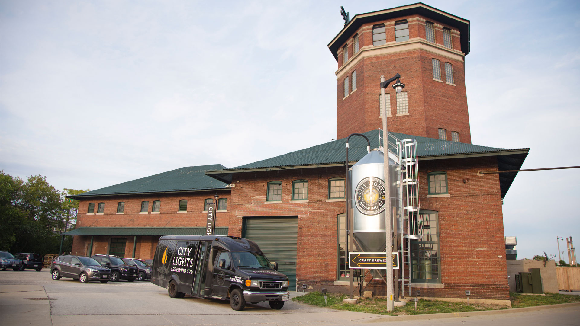 City Lights Brewing Company