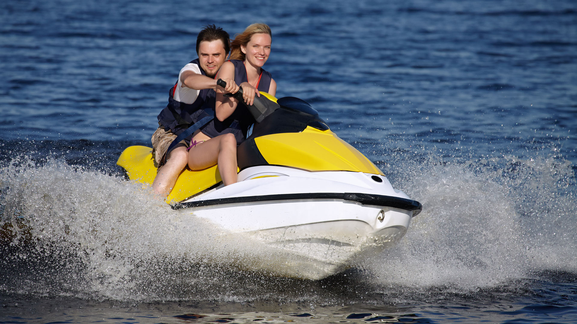 McKinley Jet Ski and Motor Scooter Rentals